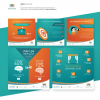 Social media designs for an education awareness campaign